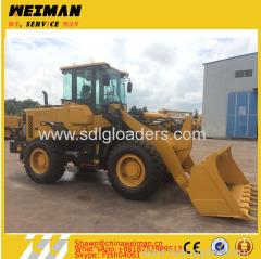 China 3t wheel loader payloader