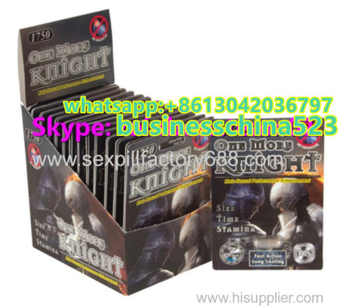 1750 silver 30capsules size+time+stamina one more knight sex penis pill
