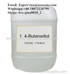 Organic Industrial Grade Butylene glycol 14-Butanediol BDO