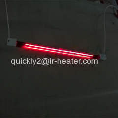 Infrared welding shortwave IR emitter