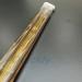 Medium wave quartz transparent IR lamp