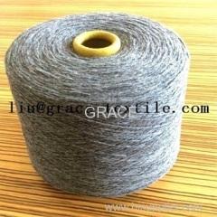 Spinning Woolen blended yarn for knitting
