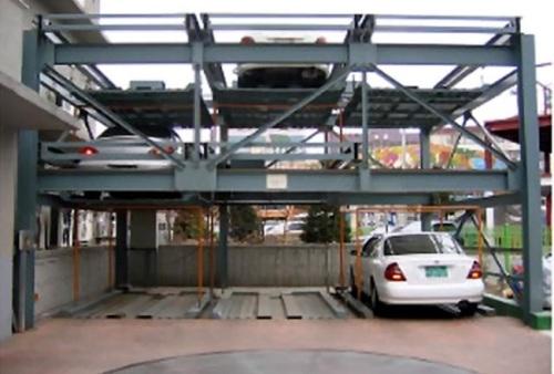 Smart car parking system