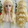 blonde wig 12-28inch full lace wigs lace front wigs