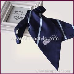 Company Corporate Organization Logo Ladies Cravats