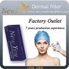 Anti-Wrinkles Cross-Linked HA Dermal Filler for Plastic Surgery