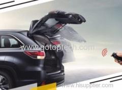 Parte posteriore auto elettrica Audi A3