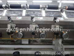 High speed industrial yarn winding mahcine