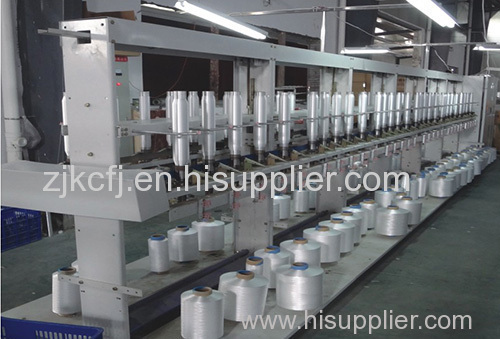 technicial high speed silk winder