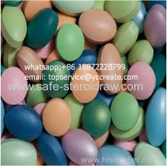 Colorful tablet Coated film premixed powder Medical Use