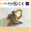 brass U type clamp