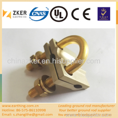 electrical brass U clamp