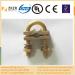 electrical brass U clamp