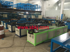 CNC Hydraulic Angle Punching Machine