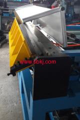 Air Duct Making Machine