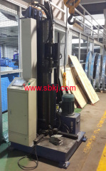 square duct seam closing machine