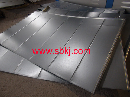 Sheet Metal Air Pipe square