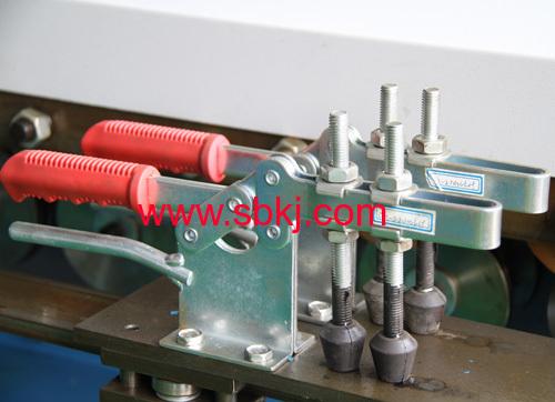 metal sheet tdf flange forming machine