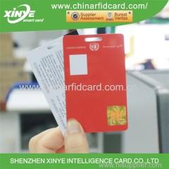 MIFARE PLUS HF RFID Karte