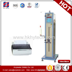 Single Yarn Strength Tester manufacturers