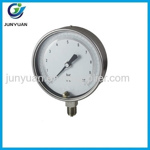 Test gauge All stainless steel series