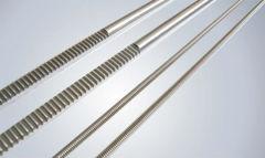 steel iron Q235 gear /nylon rack supplier supplier