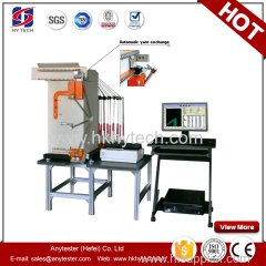 Computerized Automatic Single Yarn Strength Tester