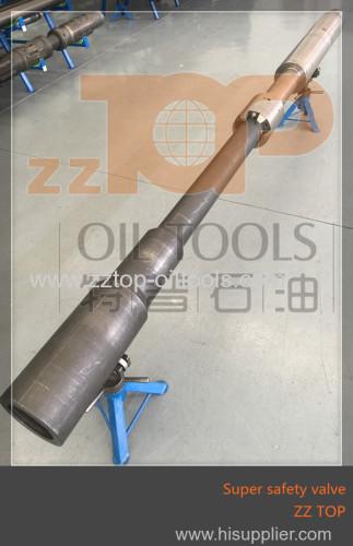 """Full H2S DST Super safety valve 8""""x 15000psi"""