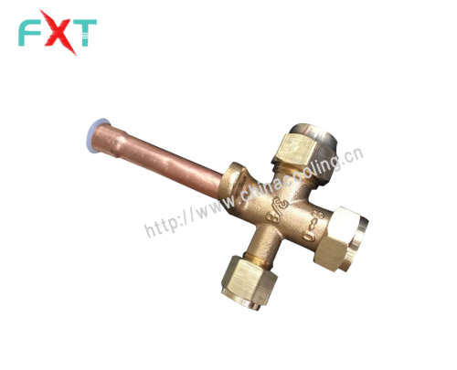 A/C valve 3/8  air conditioner valve