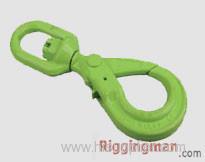 G100 RIGGING CLEVIS SLING HOOK EYE HOOK SAFETY HOOK
