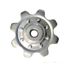 stainless steel sprockets manufacturer in china