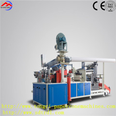 TRZ-2017 full automatic conical paper tube production line reeling part
