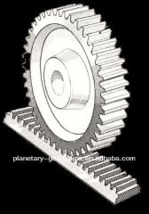 2014 02 NEW-HZPT gear rack/plastic rack and pinion gears/rack and pinion gears