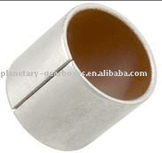 teflon liner wrapped bronze bushing DU oiless bronze bearing oller bush