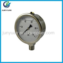Made in china top quality cheap price pressure gauge