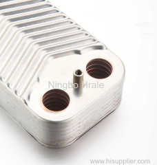 ZILMET ZB207 HEAT EXCHANGER