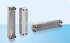 DANFOSS B3-020 BRAZED PLATE HEAT EXCHANGER