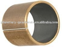 Dry bearing teflon self lubricating carbon Steel Cylindrical Bushes