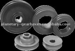 taper bush for v belt pulley SPZ 125-04