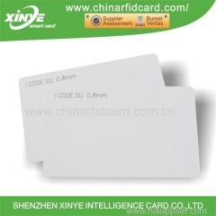 HF I CODE SLI smart card