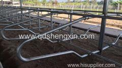 Élevage de bétail pour l'équipement agricole