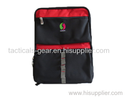 pearl cotton straps tool backpack