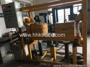 Electric Trailer Jack DC12V Motor on Testing
