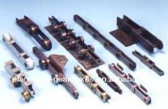 Warehouse Equipment Customized Storage Pipe Carton Flow Rack