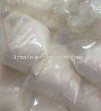 Calcium carbonate CCaO3 powder and crystal