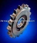 idler sprocket Z=21 06B1 3/8 with bearing 6203 K RR d16 width=18 3
