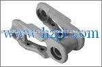 Cast Offset Sidebar Chain and Sprocket YD101 YD120 YD142 YD150 YD152 YD153 YD200