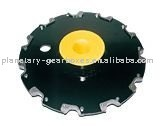 Replaceable Segment Teeth Sprocket Chain for Sludge Collector