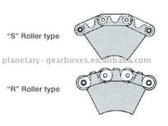 Sprocket for Double Pitch Chain