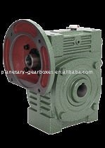 WPA 100 Worm Gear Speed Reducer